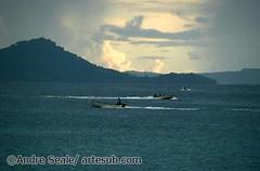 Barcos de Chuuk