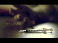 You were my favorite drug (@ifatma.) Tags: favorite dead you needle drug were rihanna alwaysbecool