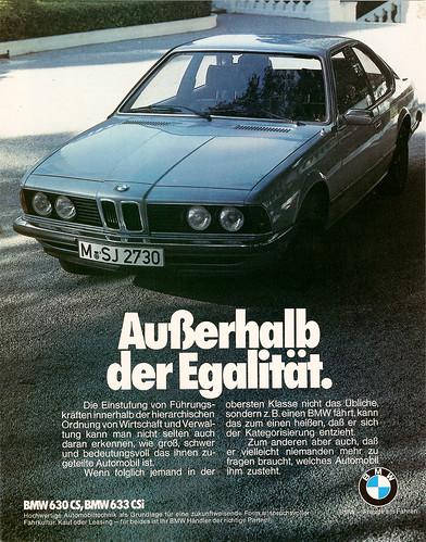 BMW 6er E24 (1978)