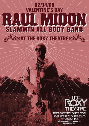 Raul Midon - 2/14