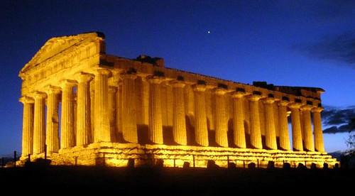 templo della concordia