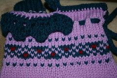 Sweater Sampler Detail 2