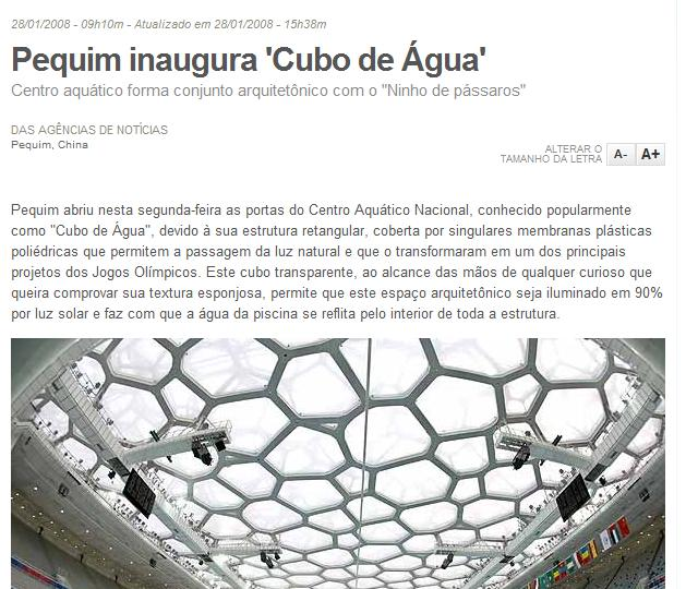 Cubo de Agua - Pequim 2008 2230783796_94b86e93db_o