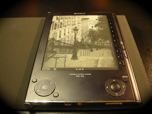 Sony eBook Reader - I