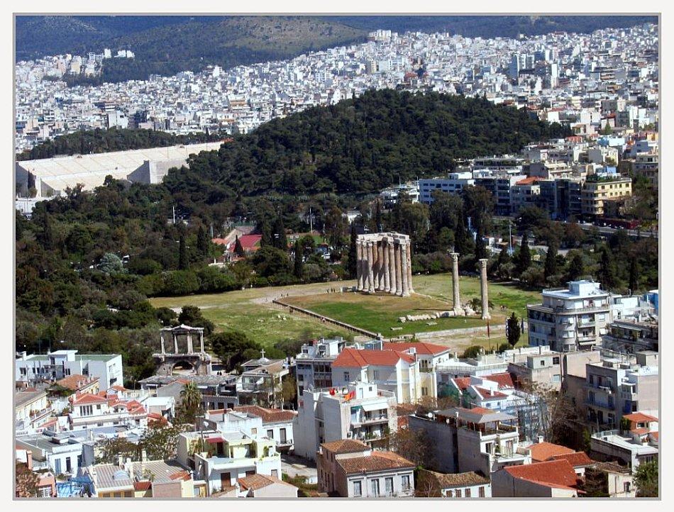 Στήλες Ολυμπίου Διός