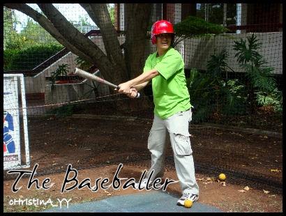The Baseballer