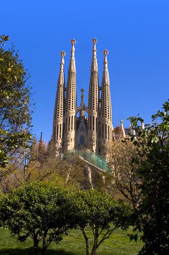 Barcelona - Sagrada Familia por carlink.