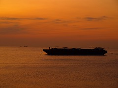 Dusk @ Manila Bay