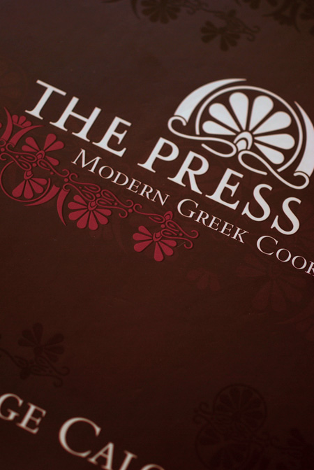 The Press Club Cookbook