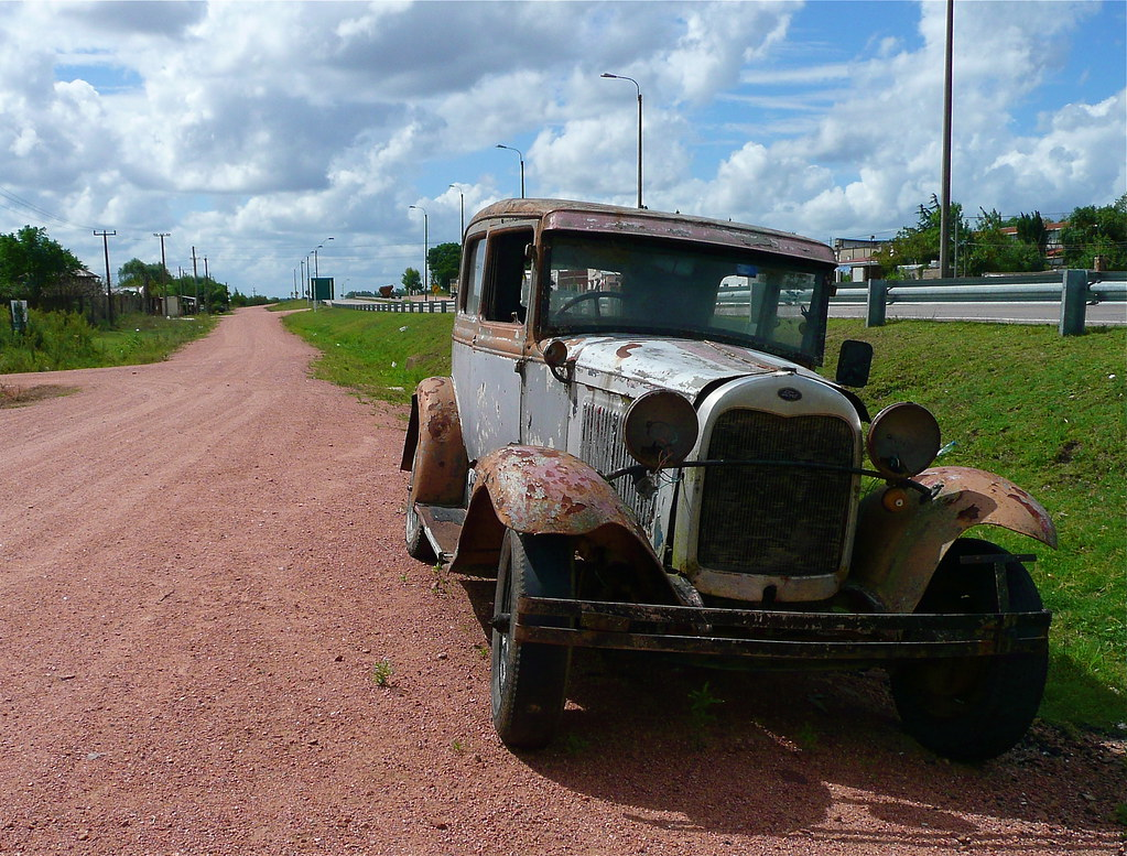 Rusty Old Cars For Sale 115