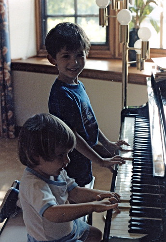 Do kids need so many extra-curricular activities? Playing piano