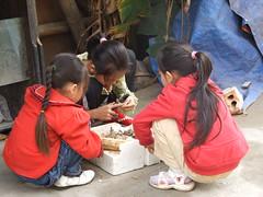 Playing (++Rob++) Tags: children kinderen vietnam hanoi