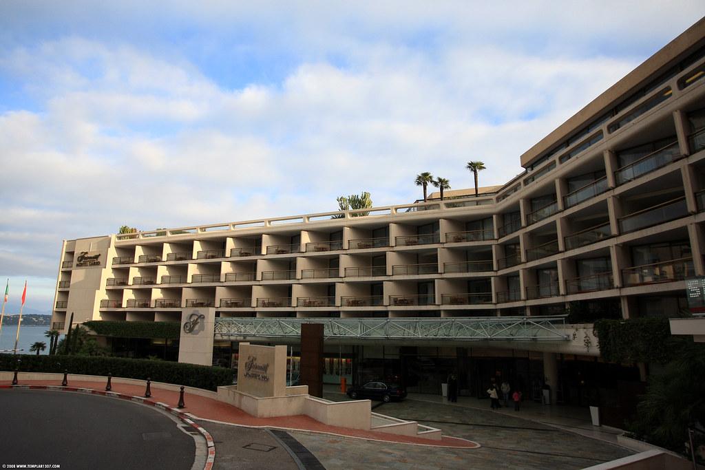 MC08 7640 The Fairmont Hotel, Monte Carlo
