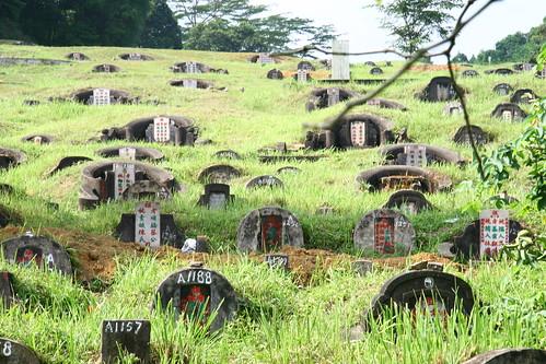 Kwong Hou Sua Teochew Cemetery