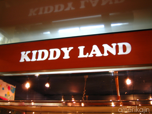 KIDDY LAND – Harajuku