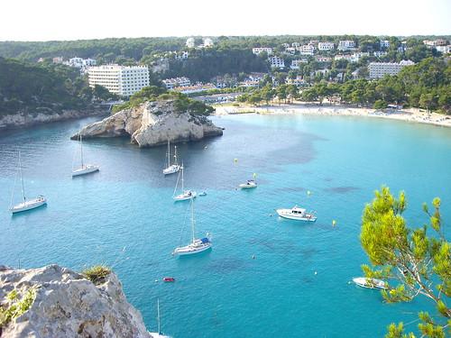 Cala Galdana (Menorca) por AnaIzq.