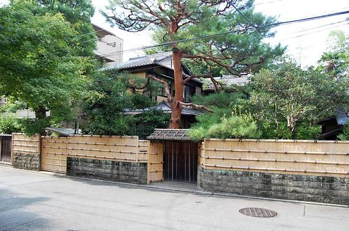 Merveilleuse maison dans le Nanzen-Ji