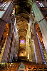 Catedral de Rods (Avairon, Occitnia) (lsala66) Tags: france frana francia aveyron rodez occitnia greatphotographers flickraward flickrestrellas avairon rods
