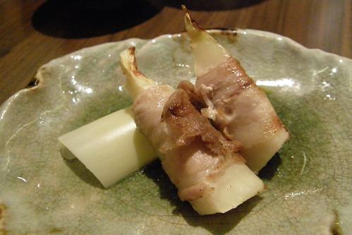 [吃] 心月 (15)_培根及竹筍