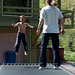 May_14-15_2009-40 Dominic and vicki Reynolds on the trampoline