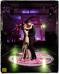 A Grand Production (Ryan Brenizer) Tags: nyc wedding love groom bride nikon manhattan noflash equipment firstdance espace d3 indianwedding 24mmf14g