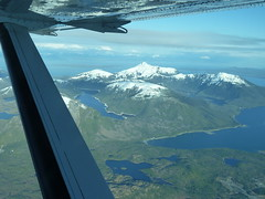 Landing in Ketchikan