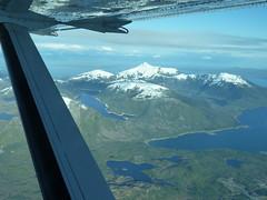 Landing in Ketchikan