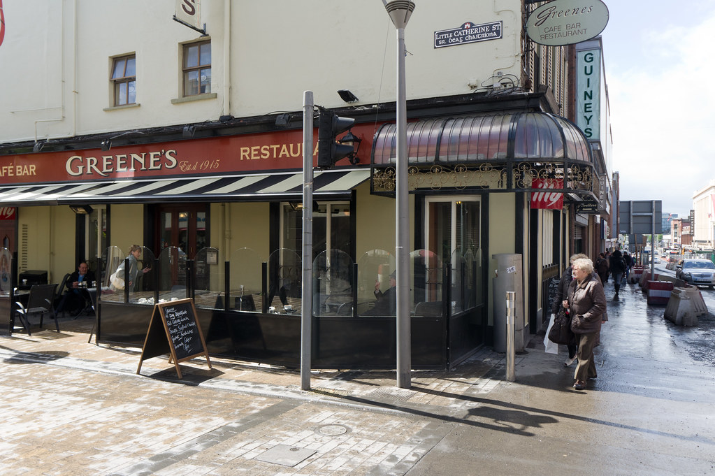 Greene's Restaurant On Little Catherine Street (Limerick)