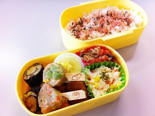 今日のお弁当 No.173 – 明太子