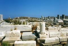 archaeology island ancient ruins greece cyclades delos greekisland δήλοσ
