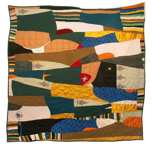 Blue Mountain Center Quilt