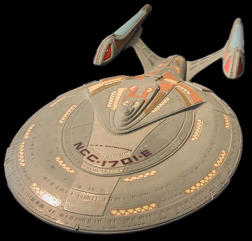 StarTrek NCC1701E Enterprise