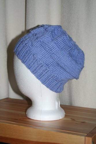 Chemo Hat - Hydrangea