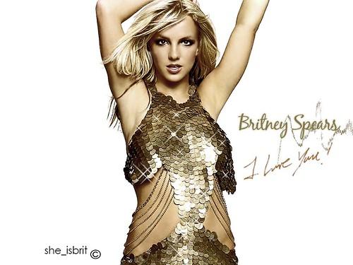 Sexy Blondie Britney Spears was Good Photo