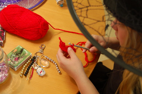 Witch craft crochet