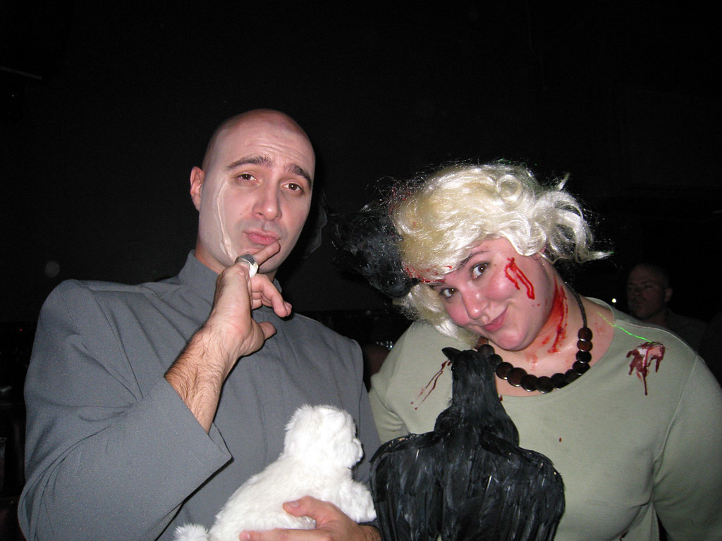 The World's Best Photos of drevil and halloween - Flickr Hive Mind
