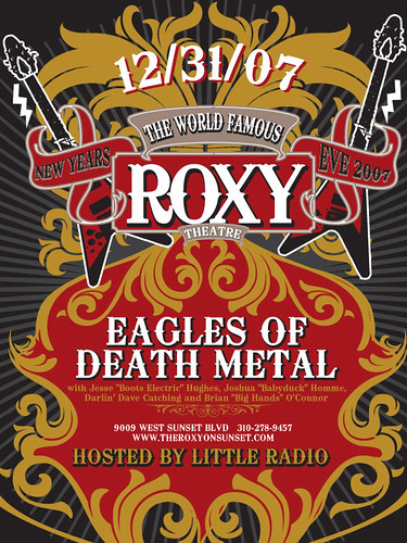 Eagles Of Death Metal - 12/31