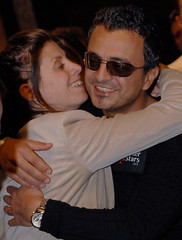APPT Macau 2007: Joe Hachem gets a kiss