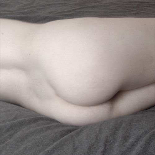 : nude, woman