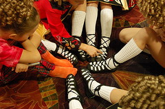 Playing one potato with feet (six28fifty) Tags: irish dancing celtic irishdancing