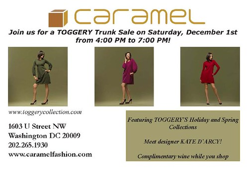 Toggery trunk sale