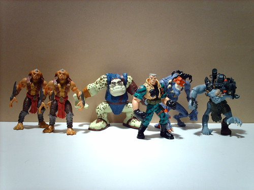 Small Soldiers Figures