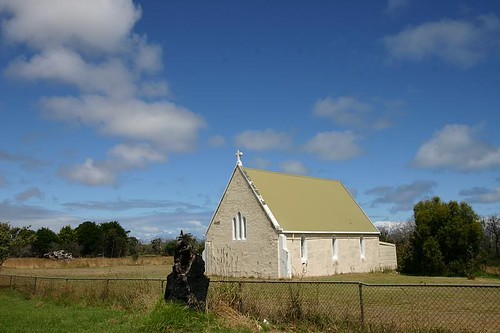 Church in the country side...