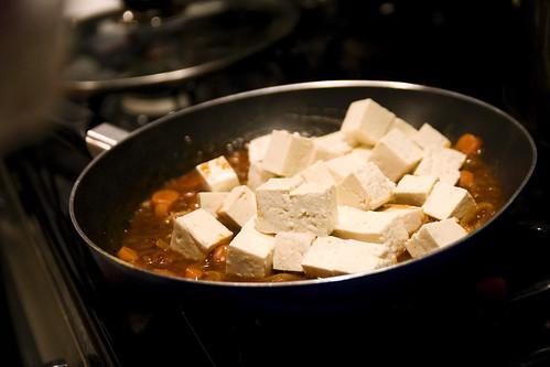 mapo tofu is coming