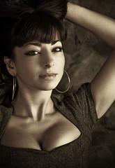 Rocio classic. (Jordi Armengol Photography) Tags: portrait woman retrato concha bailaora rociochacon 2007imac retratojam
