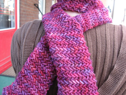 My So Called Scarf--Dream in Color Classy, Ruby River