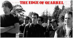 Edge of Quarrel dvd 2 (dan10things) Tags: edge quarrel murder city devils seattle hardcore punk movie music 10 ten things zine blog northwest excursion