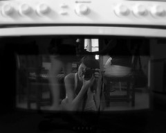 (virginiaz) Tags: selfportrait kitchen oven virginiaz mywinners abigfave