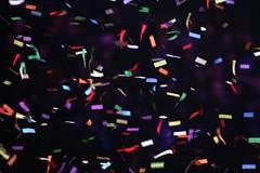 confetti shower (artolog) Tags: paper colorful floating confetti parade gratefuldead celebration mardigras shredded phillesh philandfriends ikoiko