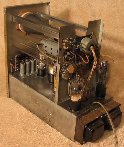 Oscillograph - Naked